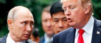 به امید فراموشی وی پیگیری نکردیم , ترامپ میخواست از پوتین دعوت کند
